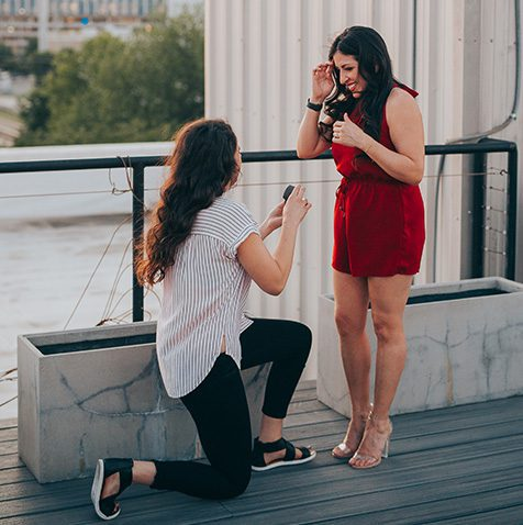 dallas surprise proposal photographer